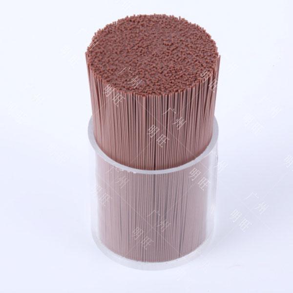 刷丝生产过程中的主要工艺之一喷丝条件